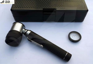 Professional Mini Dermatoscope Set LED in Hard Case
