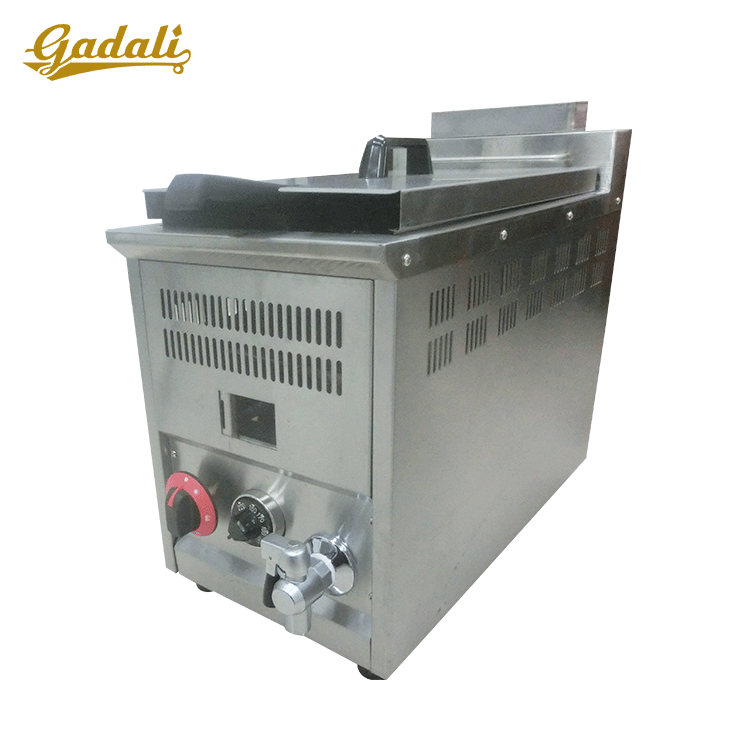 New arrival gas fryer basket french fry+gas deep fryer bangladesh