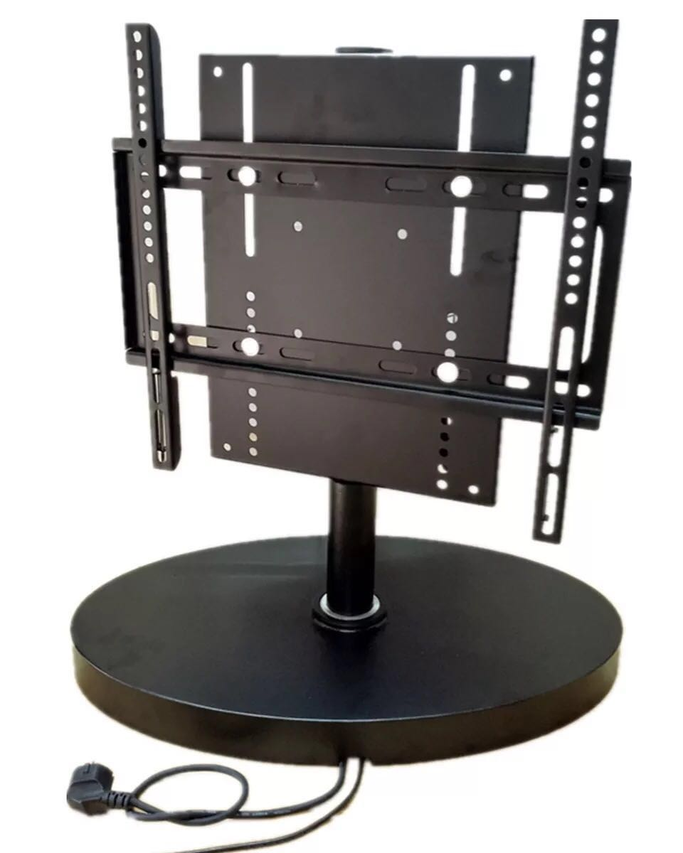 26 Quot 55 Quot Flat Panel Lcd Tv Stand Movable 360 Degree