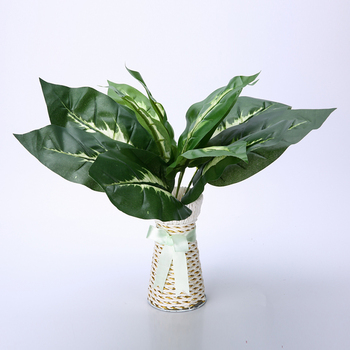 China factory high quality evergreen artificial plant for decoration