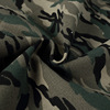 cotton canvas woven camouflage fabric fire resistant