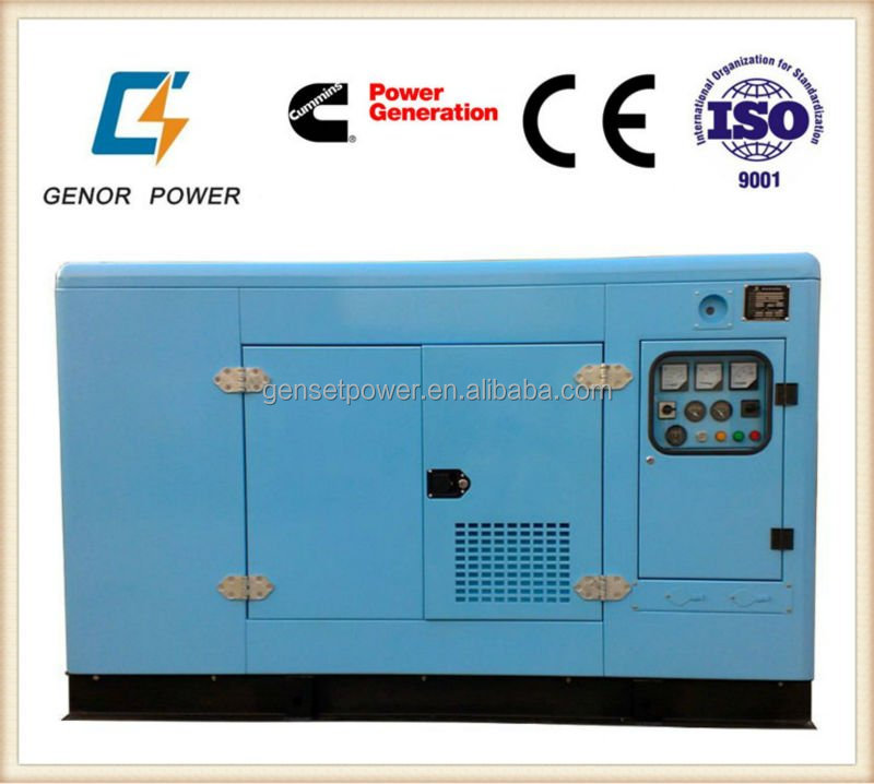 AC Soundproof 450 kva Diesel Generator With Cummins Engine