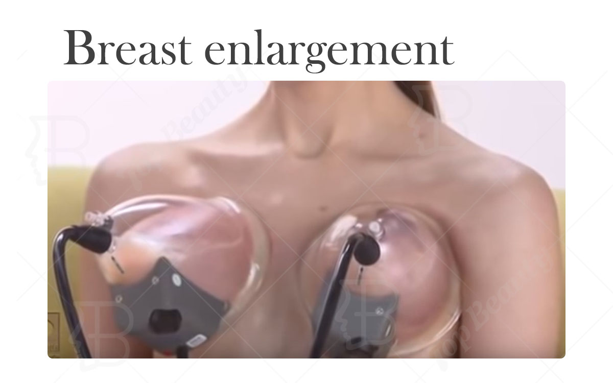 buttocks enlargement cup vacuum electronic breast enhancer massager cupping butt lifting machine