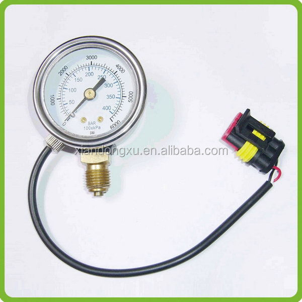 High professional promotional cng pressure gauge 50mm