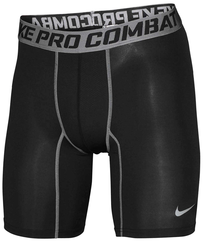 Nike Pro Combat Core 2.0 Compression 6  Men s Shorts