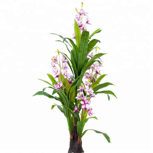 Groothandel <span class=keywords><strong>kunstmatige</strong></span> bloem <span class=keywords><strong>boom</strong></span> cymbidium orchidee <span class=keywords><strong>kunstmatige</strong></span> <span class=keywords><strong>boom</strong></span> voor bruiloft decor
