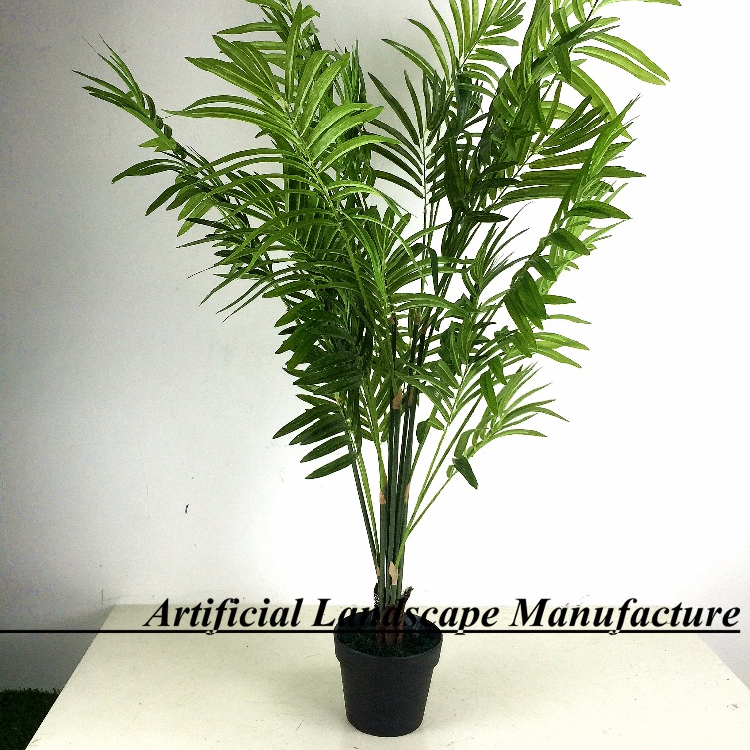 SJ10087 Natural Foliage Plants Type Green Indoor Big Plants for Decor