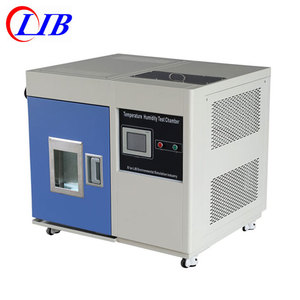 Stock mini temperature controlled bench top environmental chamber