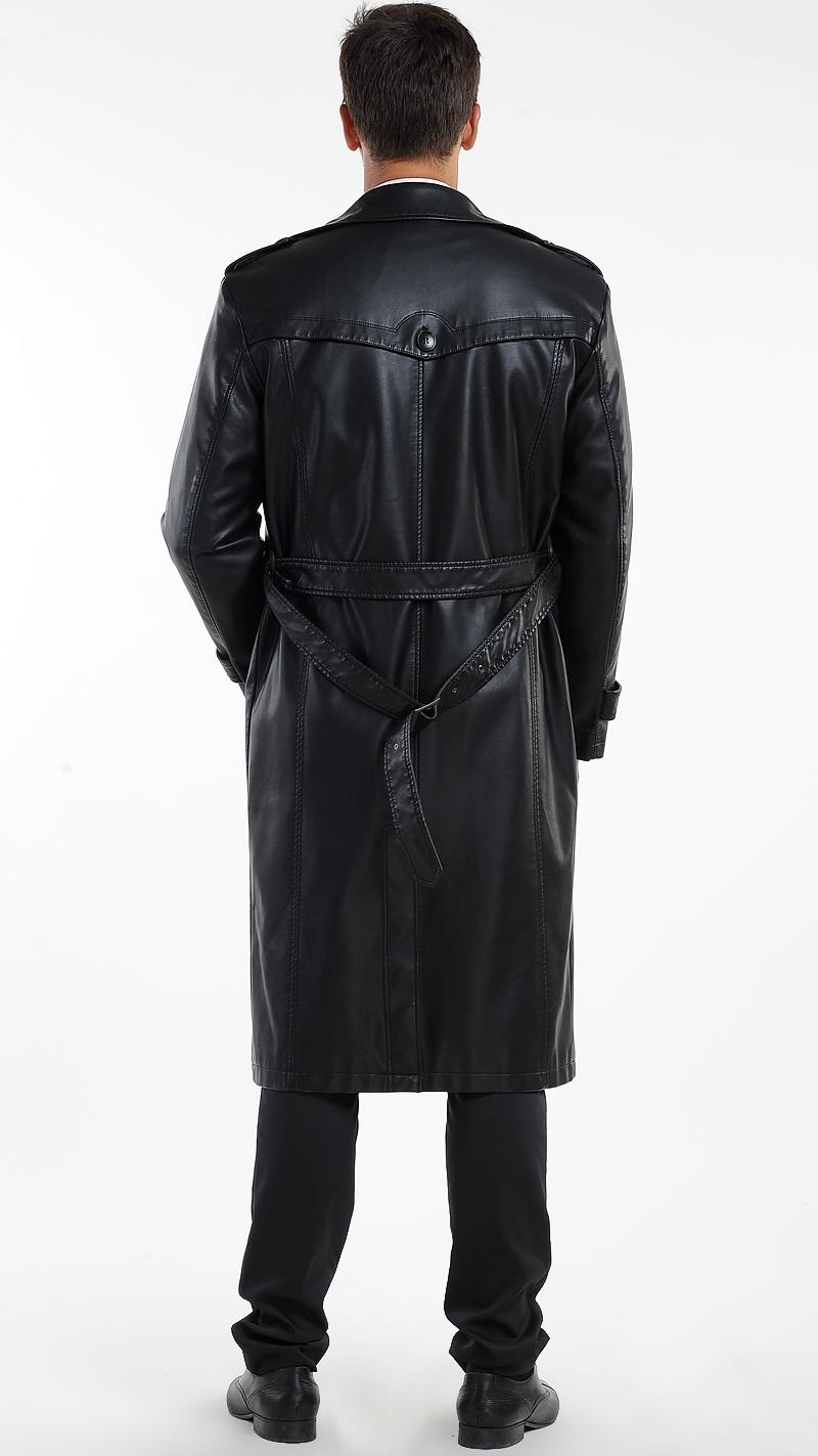 manteau long cuir homme. Black Bedroom Furniture Sets. Home Design Ideas