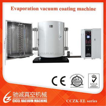 Cicel Supply Vacuum Coating Machine Metalizing Pvd Equipment For