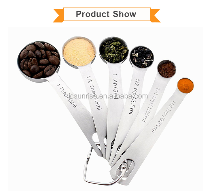 Kitchen Tool Measuring Spoon