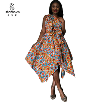 b19f11902cd1e J50028 2018 fashion kitenge designs African print cheap wholesale dress for  African women
