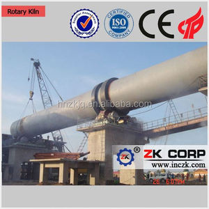 Factory Price China Manufacturer Slag Rotary Kiln