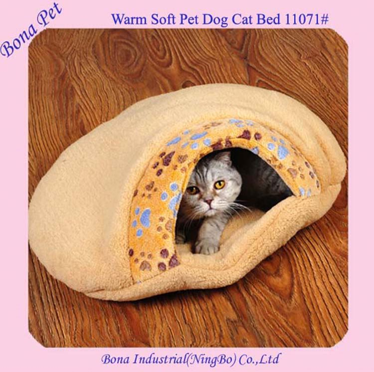 Super Warmest Small Footprint Fleece Cat Sleeping Bags