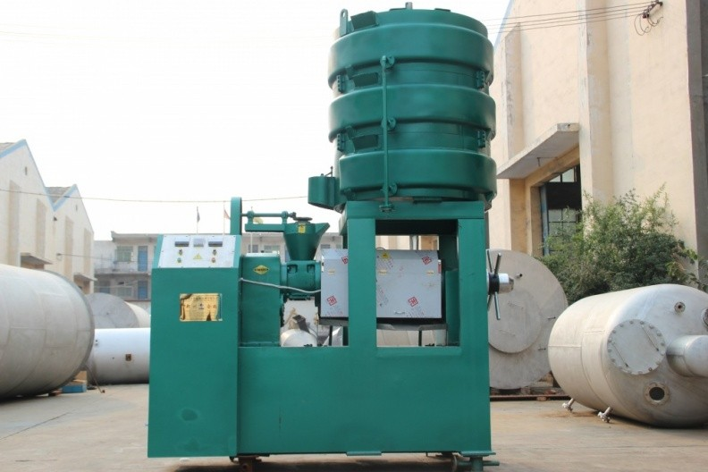 Peanut and soybean and sesame cooking oil press machine price