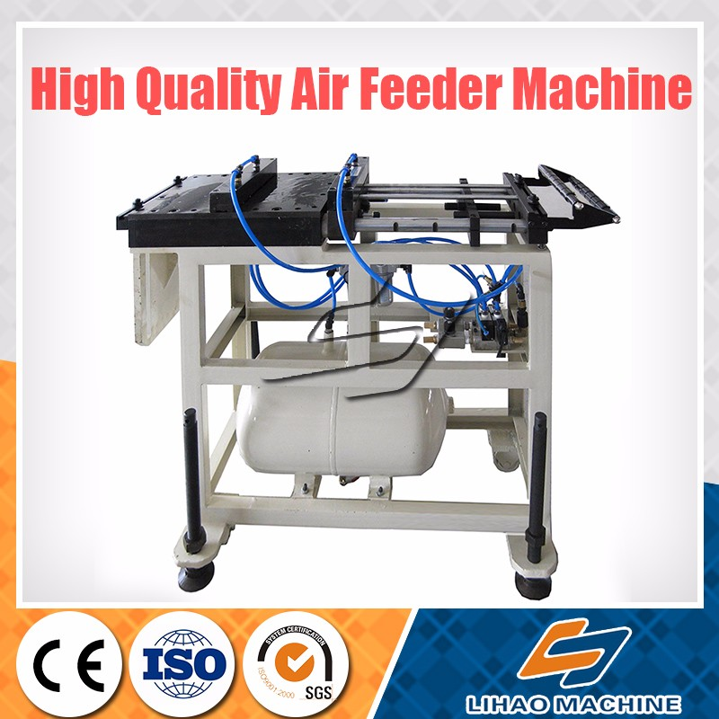 Lihao heavy duty automatic pneumatic air feeder machine punching small products