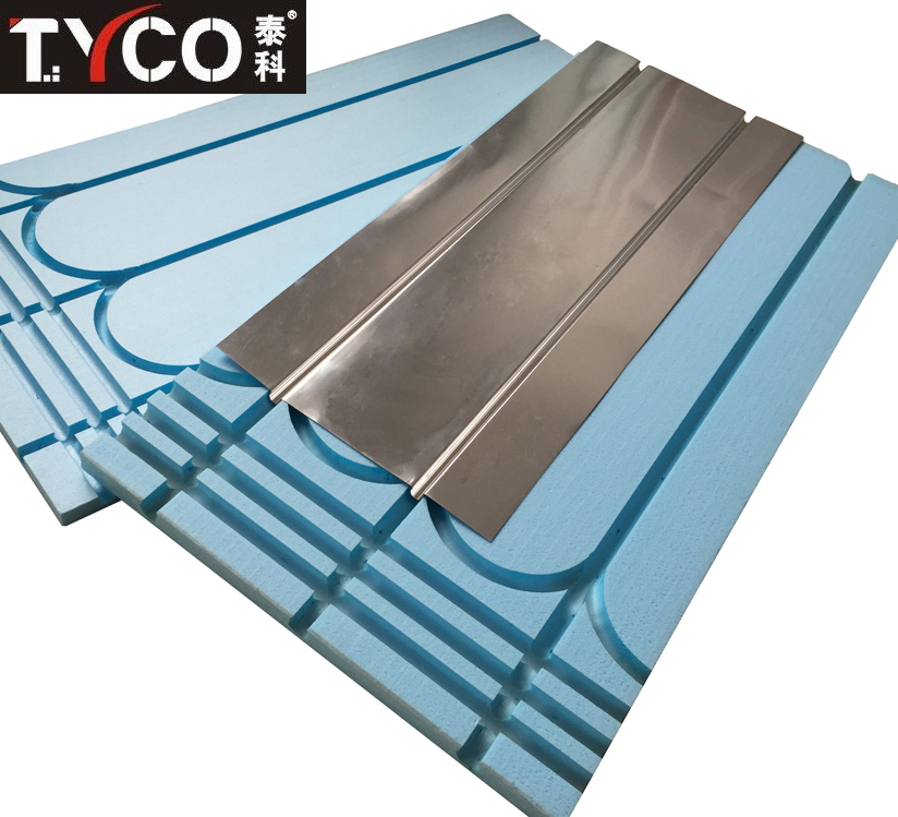 Hot Water Floor Heating System