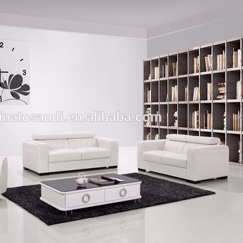Hot Selling Modern Leather Sofa, Italian Style