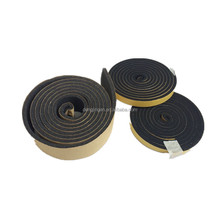 Wet conditions Waterproof Self Adhesive backed EPDM foam seal