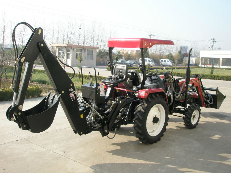 3 pt hitch backhoe