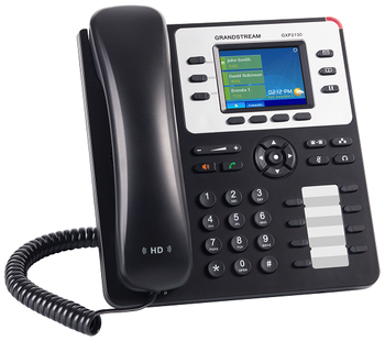 Grandstream GXP2130 Telepon IP Produk VoIP