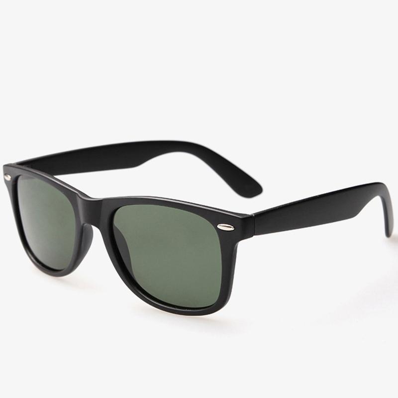 Men's Glasses New Fashion Retro Polarized Sunglasse Men Pc Frame Material Profession Anti-uv Sun Glasses Oculos De Sol Masculino