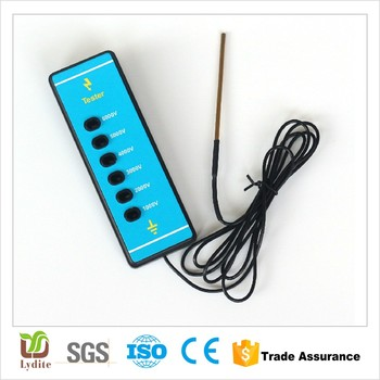 electric fence accessories fence voltage tester from china supplier