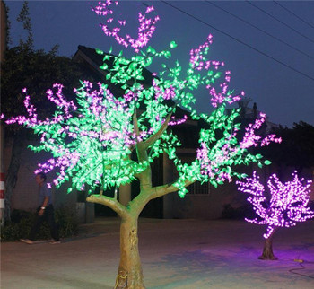 Artificial Trees Landscape 2017 New