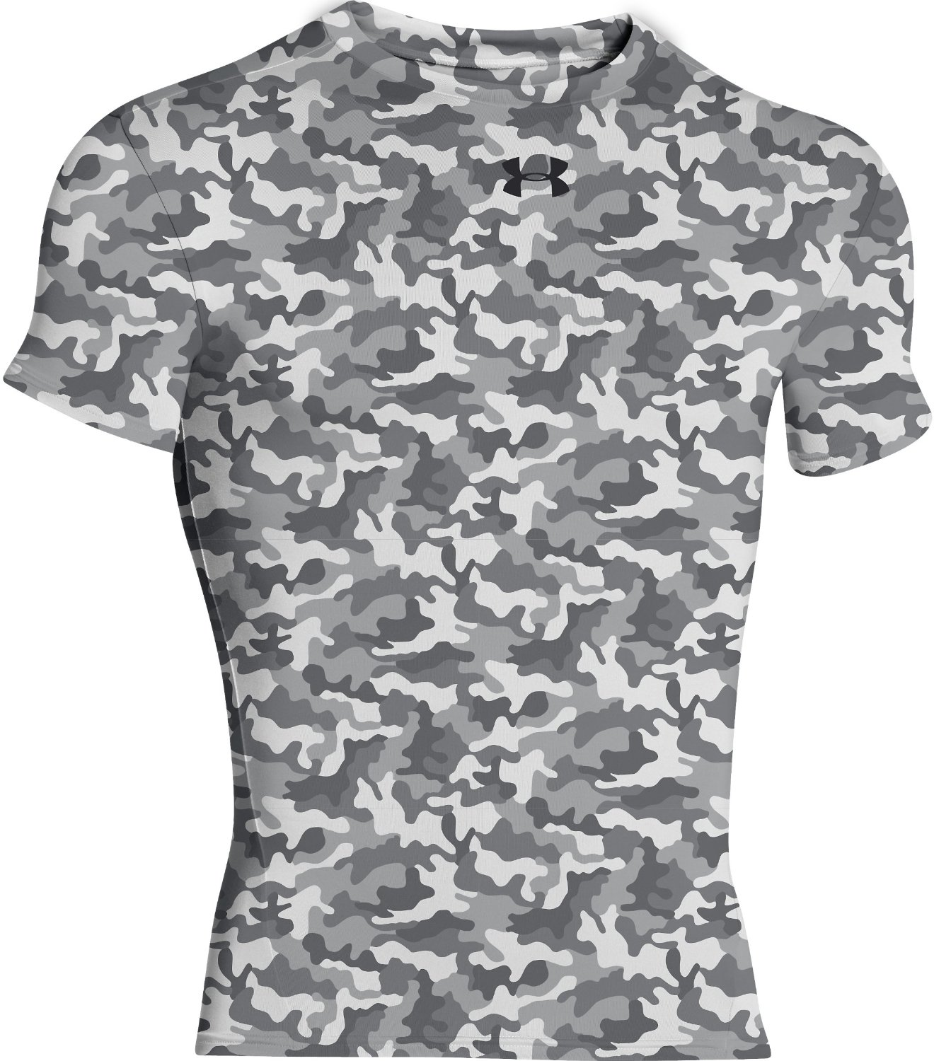 37512bf7010af Get Quotations · Men s Under Armour Camo Locker Short Sleeve T-Shirt White  Camo 1268476-100 (