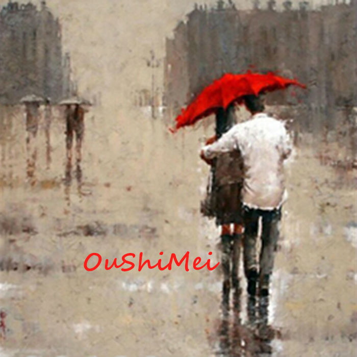 Aliexpress.com : Buy Modern oil painting on canvas a ...