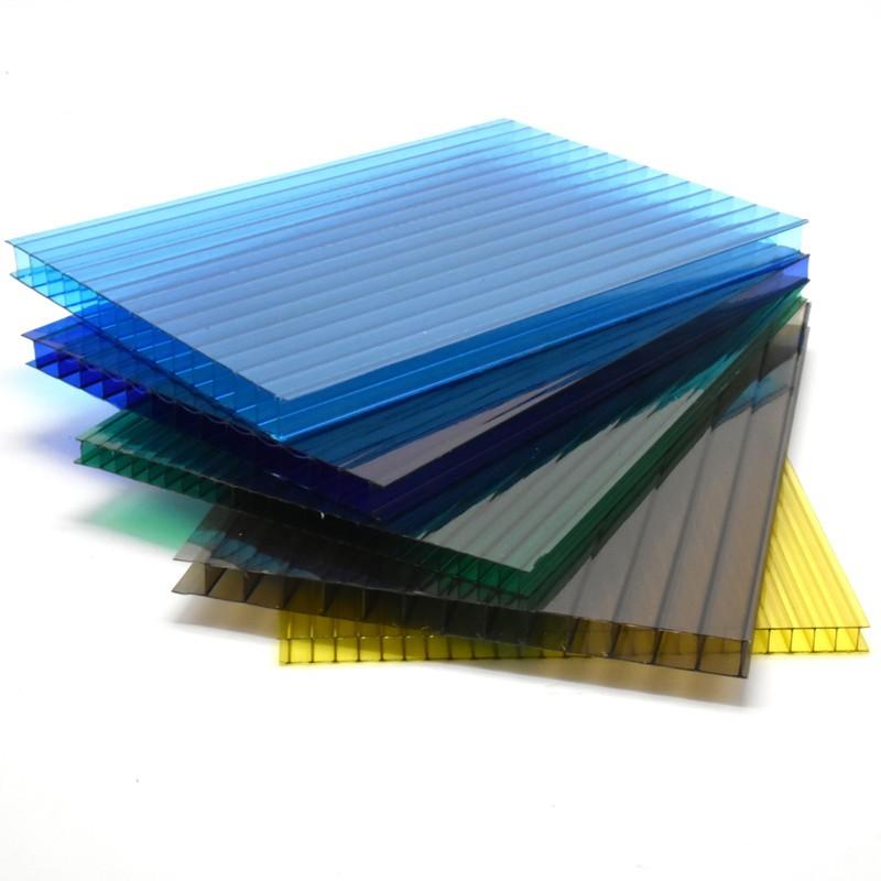 Twin Wall Plastic Sheet Market