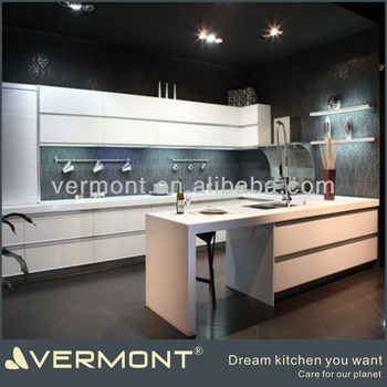 wholesale flat pack kitchen furniture made in hangzhou