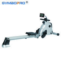 Magnet System Foldable Home Gym Equoment Rowing Machine