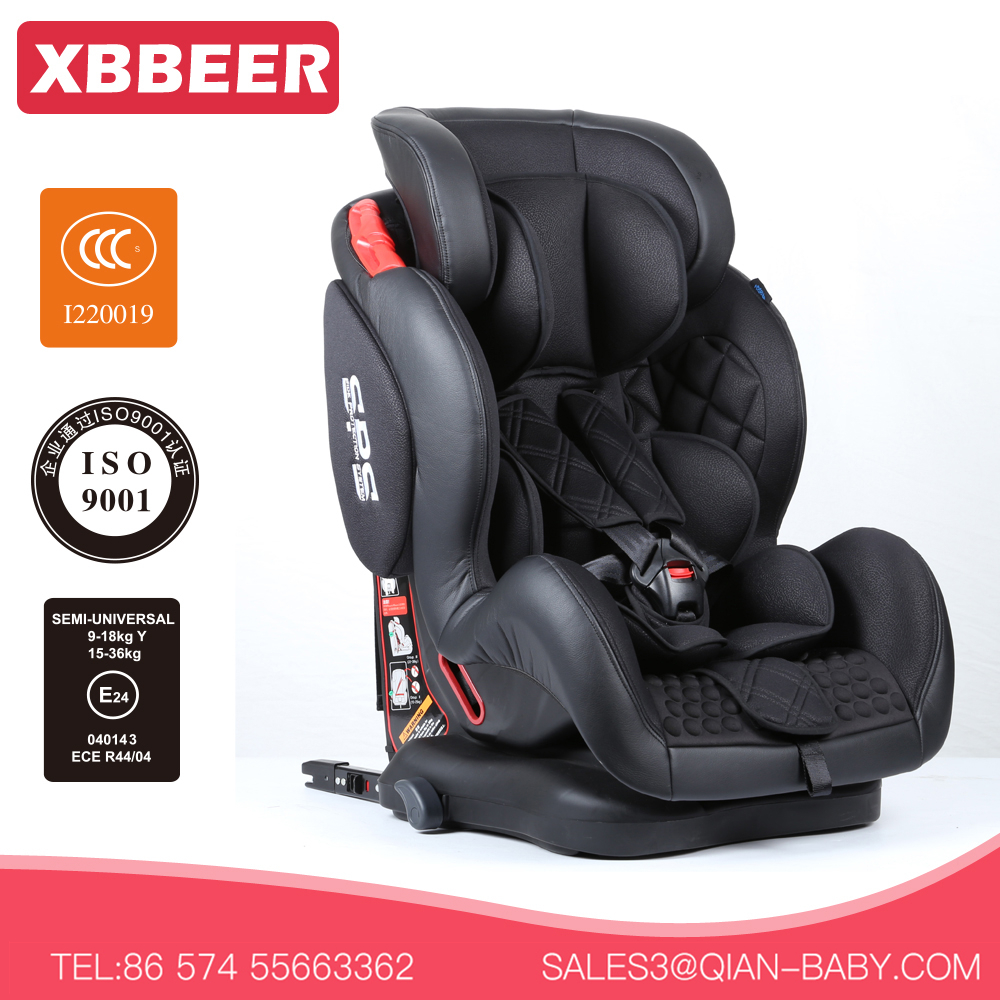 baby car seat China for group 1+2+3 with ISOFIX baby car seats/recaro baby seat