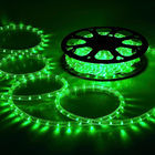 GREEN LED ROPE LIGHT OUTDOOR DECORATION LIGHTS