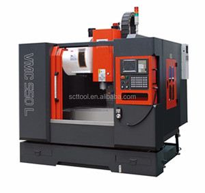VMC550L small mechanical lathe cnc machining center tool equipment for sale