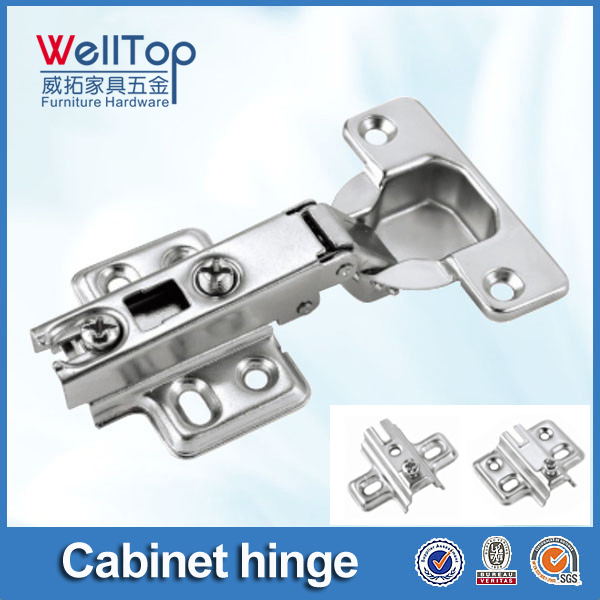 In stock 110 degree fold table fairy door hinges for cabinet scissor
