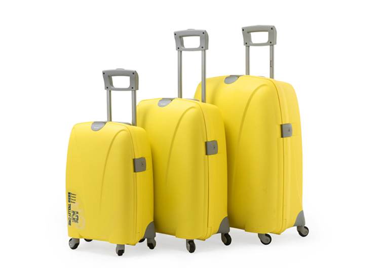 "BUBULE 18"" 22"" 26"" PP Trolley Bag Sky Travel Luggage Bag New Model"