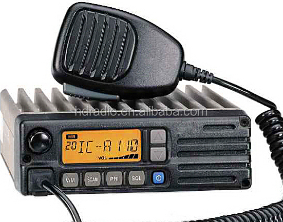 Air band mobile radio With VHF 118-136MHz