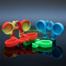 Modern hot selling 1 inch ecigarette silicone wristband
