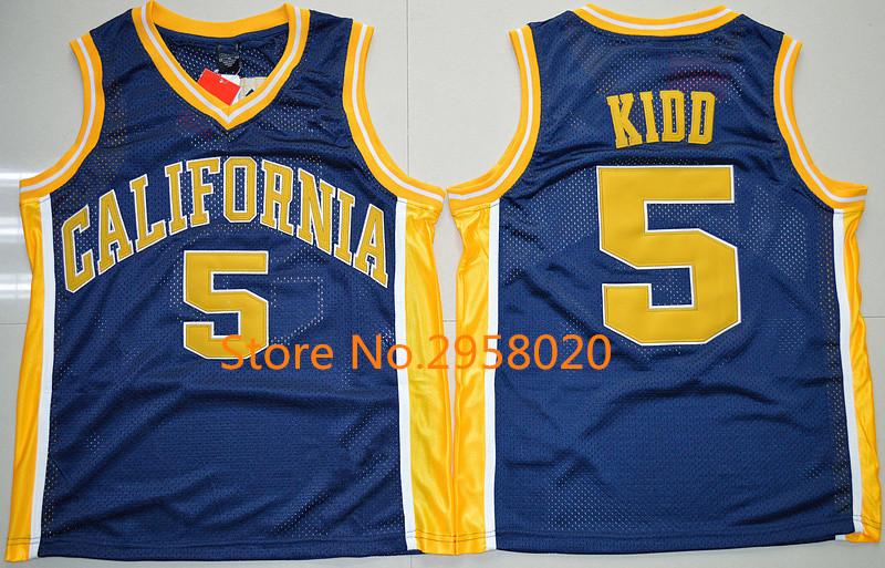 Popular Kidd Basketball Jersey-Buy Cheap Kidd Basketball