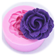 Silicone rose flower fondant mold soap mold