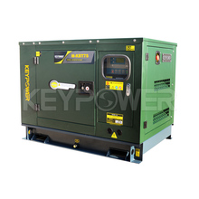 New Silent Electric Power 5kw Easy Operation Small Portable Diesel Generator