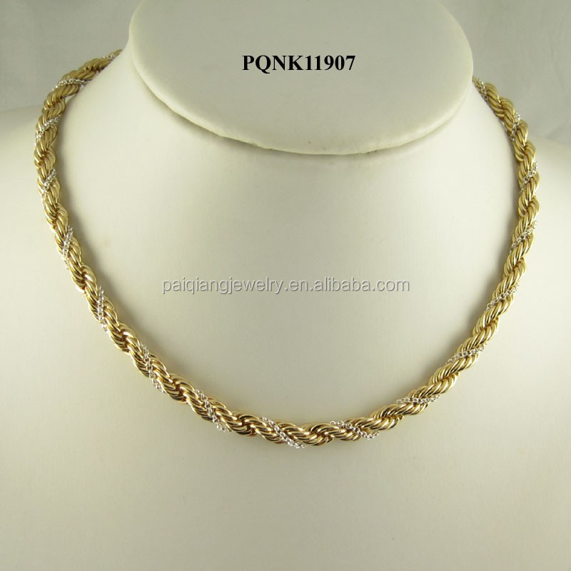 2015 Latest Design Gold Chain Necklace For Men - Buy Necklace For ...