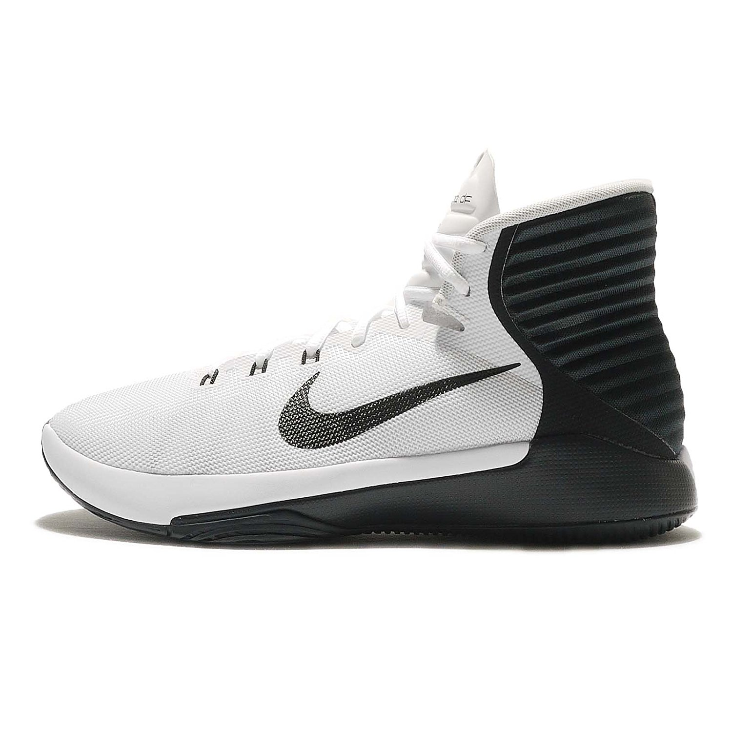 Buy NIKE Team Hype 6Y White 415243-100 BASKETBALL SHOES- Color ... 8a86d6033