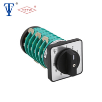 YZTW KDHc-32A 1-10 380V Rotary Cam Switch Changeover Switch For Welding Machine