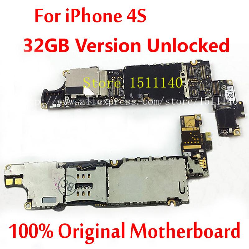 Iphone S Logic Board Unlocked