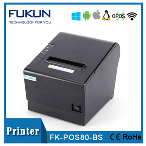 FK-POS80BS Secure Payment Products 80mm Thermal Receipt Printer For Pos System Of Shanghai Reliable Company