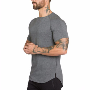 dry fit moisture wicking fitness sports long short sleeve t shirts