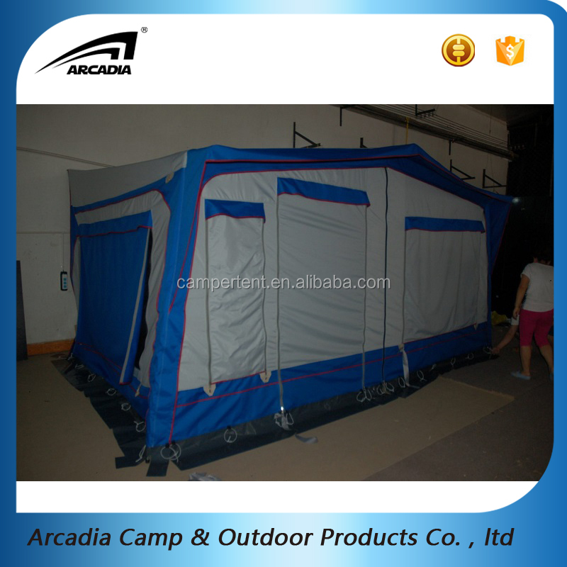 14OZ Quality caravan porch awning trailer awning